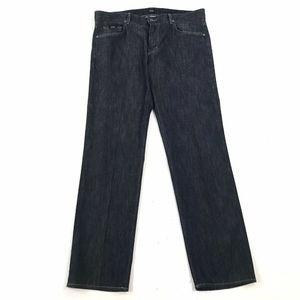 Hugo Boss Kansas Straight Leg Denim Jeans Sz 36x32